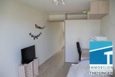Theisinger Immobilien, Sicht Diele und Ausgang der Wohnung