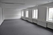 Helles Großraumbüro