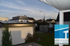 Theisinger Immobilien Ingolstadt, Aussicht von der Terrasse