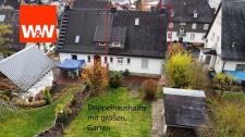 Luftbild Doppelhaus