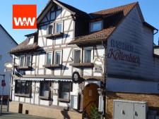Traditionsreiche Gaststätte in Biedenkopf mit großem Wohnraum zu Verkaufen.