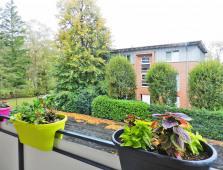 Gartenfront