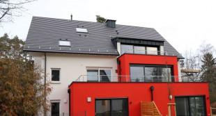 Aussenansicht Mietwohnungen Erlangen Burgberg
