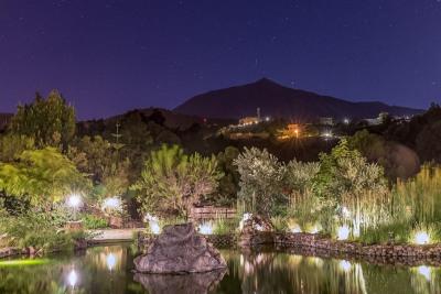 Teide bei Nacht