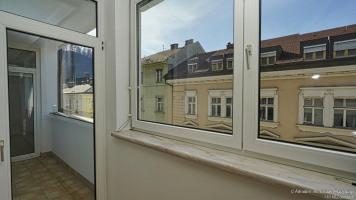 Wohnzimmer Balkonausgang