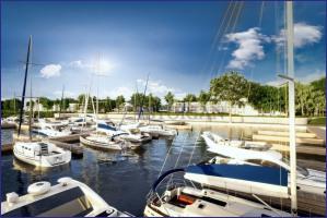 Uferblick Marina