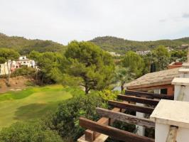Ausblick von der Villa