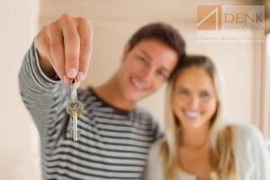 Hier ist IHR Schlüssel, für diese ........Immobilie