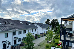 autofreier Innenhof