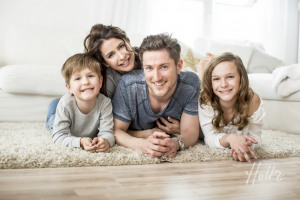 Neubau für den Familienstart