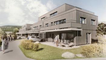 Modernes Einfamilienhaus in Steffisburg