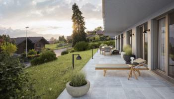 Terrassenwohnung Paradiso Oberhofen