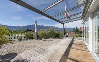 Einfamilienhaus mit grandioser Aussicht