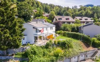 Einfamilienhaus in Thun mit wunderschöner Aussicht