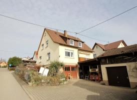 Wohnhaus Walddorfhäslach - Außenansicht