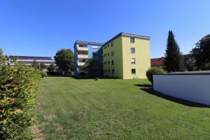 Wohnung Münsingen - Außenansicht