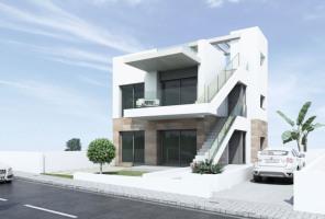 Obergeschoss-Wohnungen mit 2 oder 3 Schlafzimmern, Kfz-Stellplatz und Gemeinschaftspool
