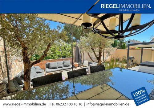 Terrassen/ Gartenbeich