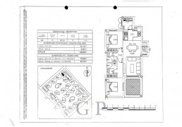 Grundriss Wohnung 5E