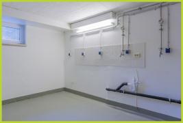 Gemeinschaftlicher Waschmaschinenraum