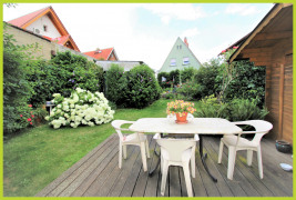 Sitzplatz Garten