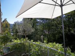 Blick vom Südbalkon nach Osten