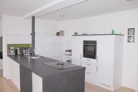 offener Küchenbereich-EBK
