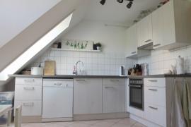 Küche mit EBK-Übernahme