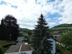 Blick vom Balkon nach Süden
