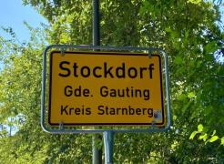 Stockdorf.