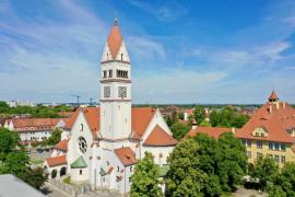 Pfarrkirche Maria Schutz