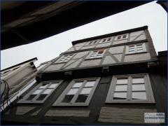 Fassade Hinterhaus