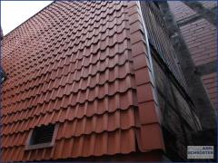 Fassadenbehang West