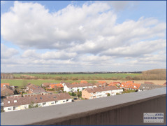 Dachterrasse - Fernblick