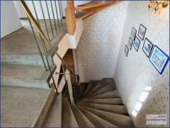 Treppe zum I.OG
