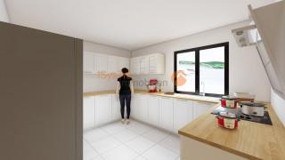 In der Küche