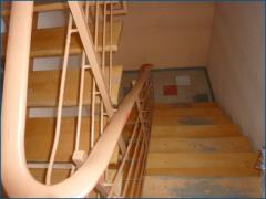 Treppenhaus Detailansicht