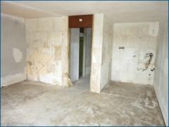 Wohn-/Schlafzimmer mit Kochnische