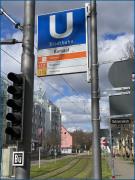 Stadtbahnhaltestelle