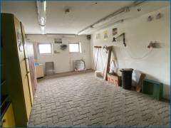 Werkstatt in der Scheune