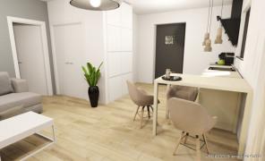 Küche und Essbereich 2