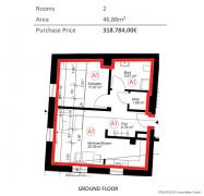 Apartment 1 : Gebäude A