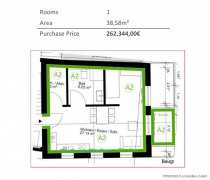 Apartment 3 : Gebäude A