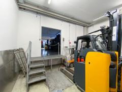 Hydraulischer Aufzug