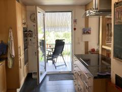 Küche/Ausgang Balkon