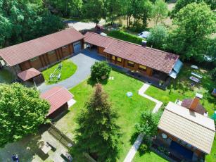 1. Häuser + Lagerhalle