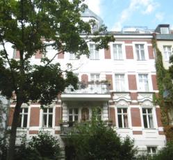 Schnackenburgstr. 7 Fasad