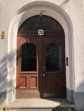 Eingangstür Güntzel