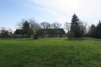3366-Grundstücksansicht Blickrichtung Haus