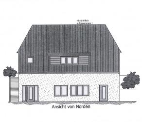 Architektenzeichnung